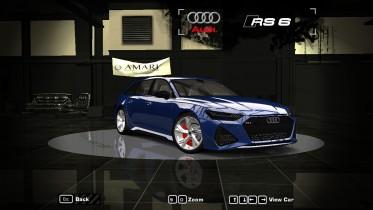 2021 Audi RS6 Avant (Tribute Edition)