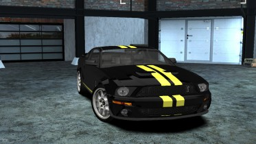 2006 Ford Mustang Shelby GT500 GT-H