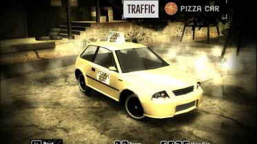 Pizza Car (Addon)