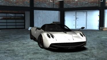 2012 Pagani Huayra White Edition