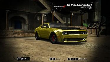 2020 Dodge Challenger (50th Anniversary Edition)