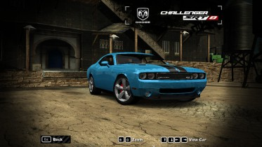 2009 Dodge Challenger (Classic Edition)