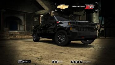 2020 Chevrolet Sliverado TrailBoss (Special Ops Edition)