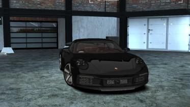 2021 Porsche 911 Turbo S (992)