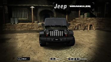 2012 Jeep Wrangler Rubicon ( Call Of Duty MW3 Edition)
