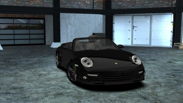 2011 Porsche 911 Turbo S Cabriolet 918 Spyder Edition
