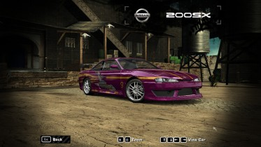 Letty's 1997 Nissan S14 (Real)