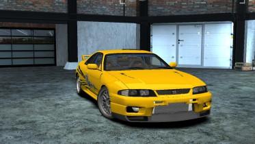 1996 Nissan Skyline GT-R R33