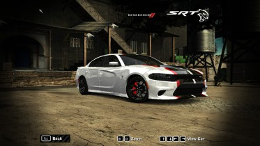 2019 Dodge Charger Hellcat (Octane Edition Variant 2)