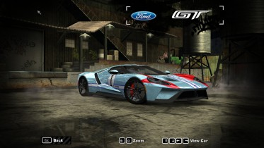 2017 Ford GT (Ken Miles Tribute Edition)