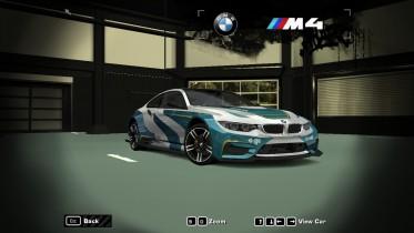 2015 BMW M4 (NFS No Limit Hero Edition)