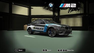 2016 BMW M2 ( NFS World Police)