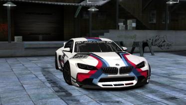 2014 BMW M Vision Gran Turismo