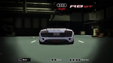 2012 Audi R8 Spyder GT (Stark Edition)