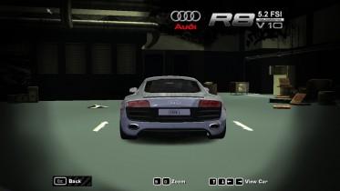 2008 Audi R8 (Stark Edition)