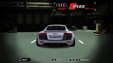 2013 Audi R8 Sport (Limited Stark Edition)