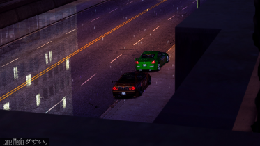 Nissan R34 Nismo Z Tune & 350Z Nismo