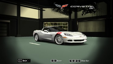 2007 Chevrolet Corvette Z06 C6 Ron Fellows Edition