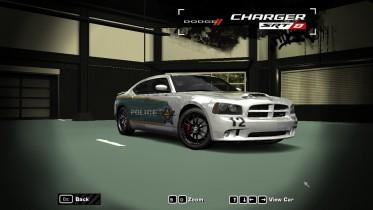 2006 Dodge Charger SRT-8 (NFS Heat Police)