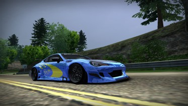 Subaru GT68 FRS