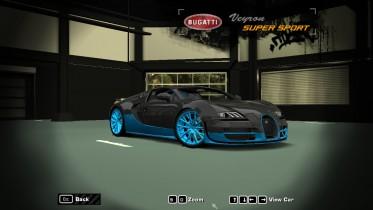 2012 Bugatti Veryon Super Sport ( Drift)