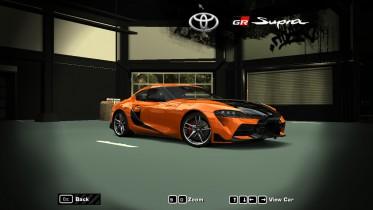 Han's 2020 Toyota Supra GR