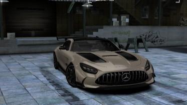 2021 Mercedes Benz AMG GT Black Series