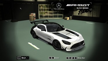Mercedes-Benz 2021 Mercedes -Benz AMG GT (Special Edition)