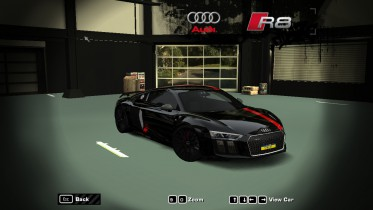 2018 Audi R8 (RWS Edition Variant 2) Real
