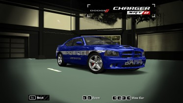 2006 Dodge Charger SRT-8 (LSPD Police)