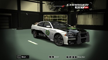 2012 Dodge Charger ( Fast Five Edition)