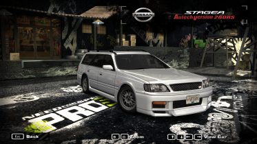 1998 Nissan Stagea Autech Version 260RS