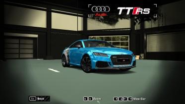 2019 Audi TTRS (Audi Sport Edition)