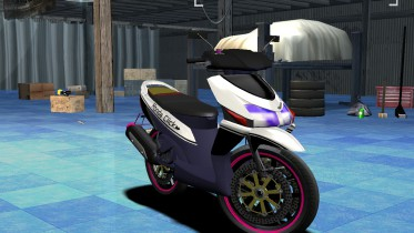 2010 Honda Click Scooter