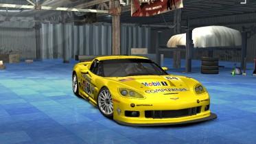 2005 Chevrolet Corvette C6.R Le Mans