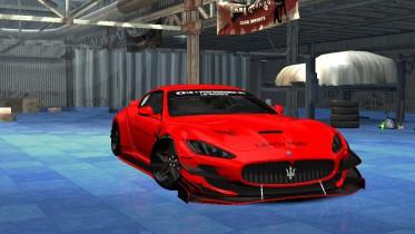 2018 Maserati MC Stradale GranTurismo LibertyWalk (With Stickers)