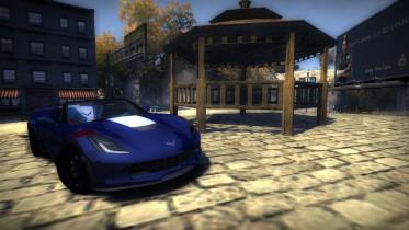 Chevrolet Corvette Grand Sport in its default color