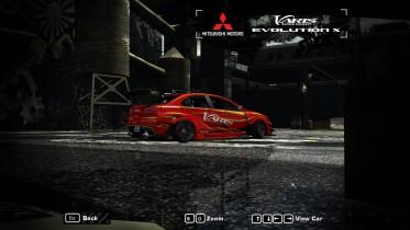 Mitsubishi Lancer Evolution 10 Varis