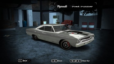 1970 Letty's Plymouth Roadrunner (Real)