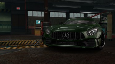 Mercedes-Benz AMG GTR