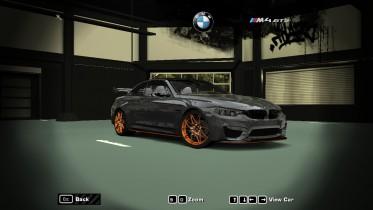 2016 BMW M4 GTS (Limited Edition)