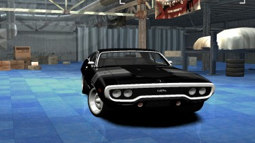 1971 Plymouth GTX Fast & Furious 8 (Not accurate)