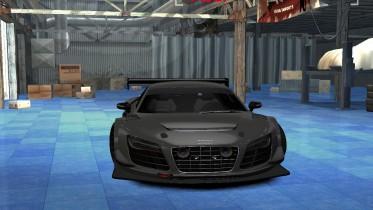 2013 Audi R8 LMS Street Version