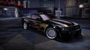 Ford Mustang GT (Razor)