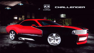 Dodge Challenger Concept (ANGIE)