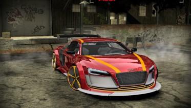 2012 Audi R8 e-tron Special Edition