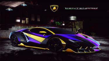 Lamborghini Centenario (Spirit Festival)