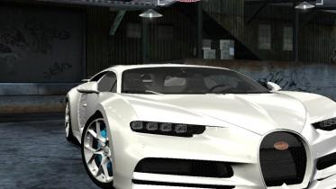 2019 Bugatti Chiron Hermes Edition