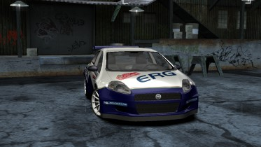 2006 Fiat Abarth Punto S2000 Giandomenico Basso | Mitia Dotta