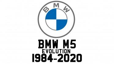BMW M5 (1984-2020)